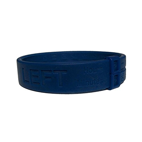 Milk Bands Breastfeeding Reminder Nursing Bracelet - Navy Blue