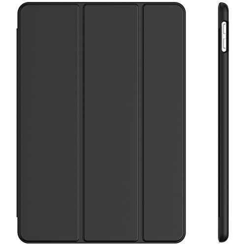 JETech Case for Apple iPad 7 (10.2-Inch, 2019 Model, 7th Generation), Auto Wake/Sleep Cover, Black