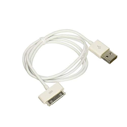 Lote 10 El Usb De Sincronización De Datos Cuerda De Carga Del Cargador Del Cable Para Apple Iphone 4 4s 4g 4to Gen Suministros Equipos Electrónicos