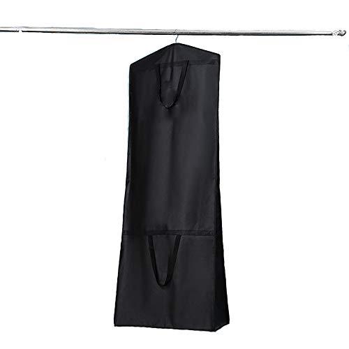 CZSM - Vestido largo de novia, 180 cm, para viaje, almacenamiento de...
