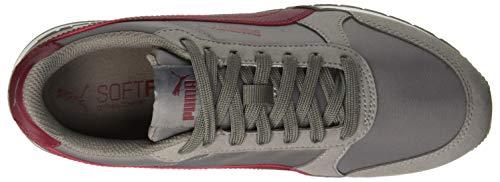 PUMA Unisex-Erwachsene St Runner V2 Nl Sneaker, Grau (Charcoal Gray-Cordovan 15), 44 EU - 6