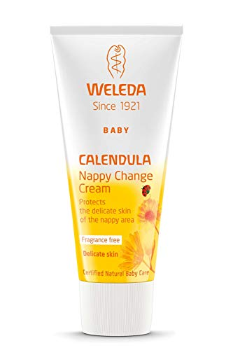 Weleda Baby Calendula Nappy Cream, 75ml