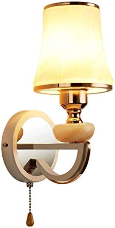Die Schlafzimmer-Aufenthaltsraum-Bett-geführte Lampen-Wand-Licht-Schalter von warm gerollt mit minimalistischem modernem doppelter Lampen-Wand-Lampen-Kurs-Treppenhaus ( Farbe   - , Gre   - )