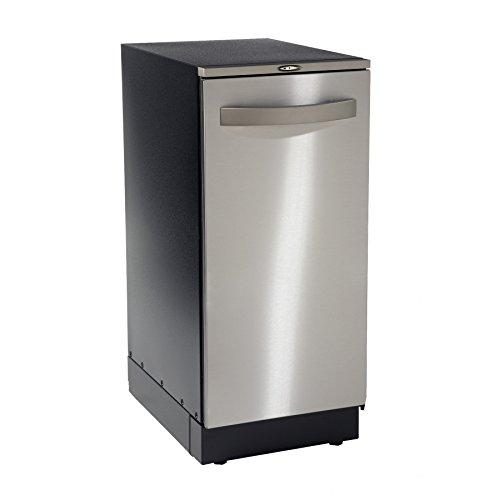 Broan 15SSEXF Elite Trash Compactor, Stainless Steel, 15'