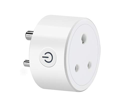 Orient Electric i-Nex WiFi Enabled Smart Socket Plug 16A (Compatible with Amazon Alexa & Google Home)