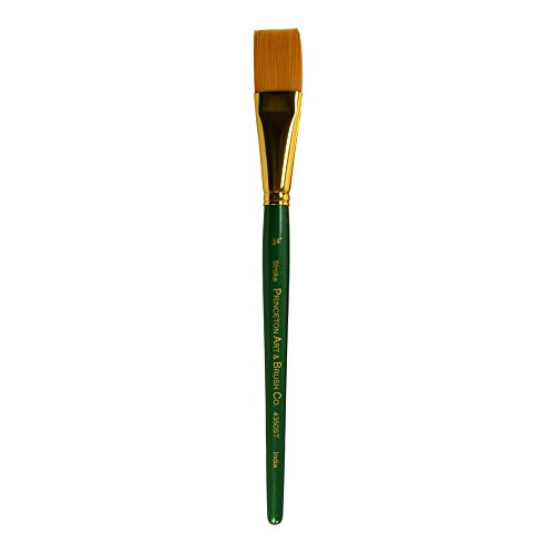 Princeton Series 4350 Synthetic Watercolor & Acrylic Brushes 3/4 in. stroke