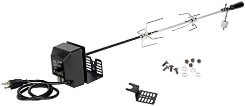 onlyfire Universal Rotisserie Kit BBQ Grilling Accessory Kit for Most 2 to 4 Burners Gas Grills product image
