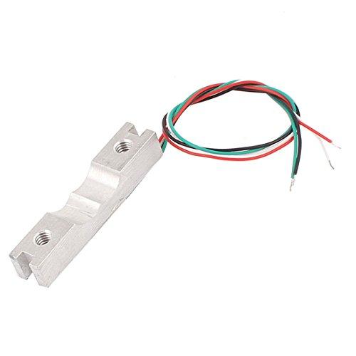 Sourcingmap® 50kg Genauigkeit Digital Elektronische Waage Wiegen Sensor Wägezelle de