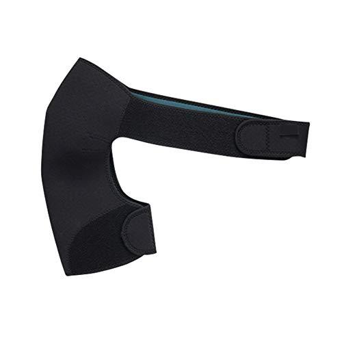 SFeng Schulterbandage, verstellbare Schulterstütze, Sport-Schulterstütze, Neoprengurt für Damen und Herren linke Schulter