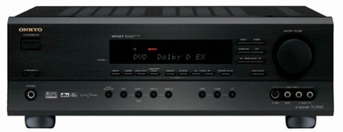 Onkyo TX-SR501 6.1-Channel Home Theater Receiver
