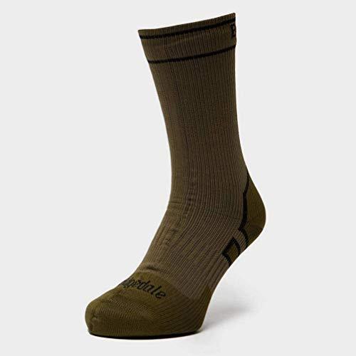Bridgedale Wasserdichte Storm Sock MW Boot Storm Sock MW Boot L khaki
