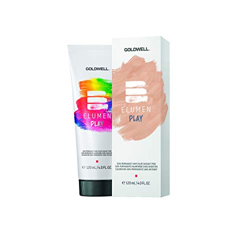 Goldwell Elumen Play Semi Permanent Farbe, Pastel Coral, 120 ml