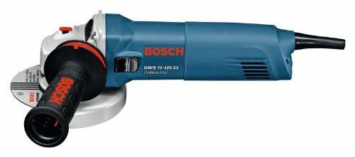 Bosch GWS 11-125 CI - Amoladora angular (2000 g)