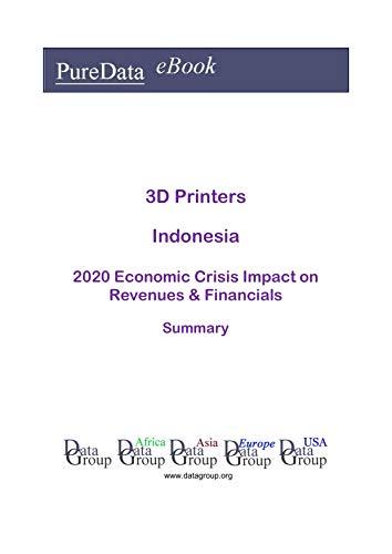 3D Printers Indonesia Summary: 2020 Economic Crisis Impact on Revenues & Financials