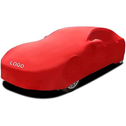 Fundas para coche, para Ferrari 488 Spider four Seasons Anti-Viento A Prueba de Polvo Protector Solar Oxford Cubierta...