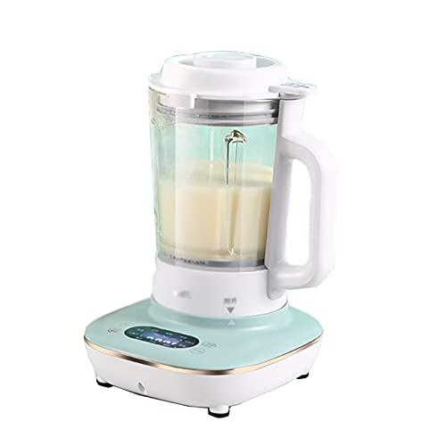 CHENSHJI Procesador de Alimentos Máquina De Leche De Soja Multifunción para El Hogar Calefacción Automática del Suplemento De Alimentos para Bebés Máquina Máquina Amoladora De Jugo