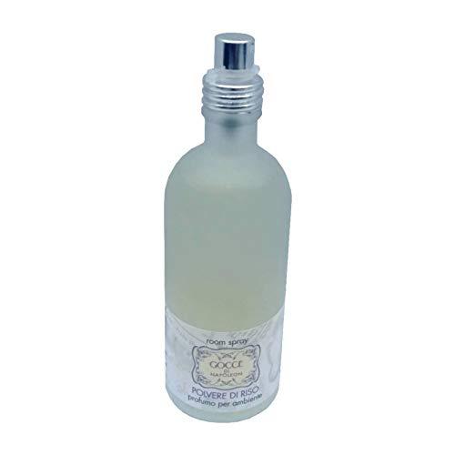 Gocce di Napoleon Polvere Di Riso Profumo Ambiente 100 ml Spray
