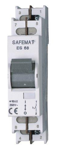 Kopp 280101501 Ausschalter, 1-polig, 230 / 400 V, 16 A