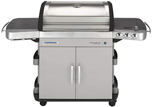 Campingaz Barbecue à gaz 4 Series RBS LXS, noir
