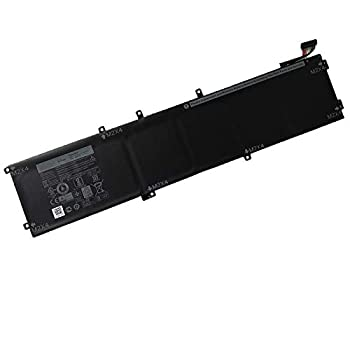 SUNNEAR 4GVGH  11.4V 84Wh  Laptop Battery for Dell XPS 15 9550 15-9550 Precision 5510 Series Notebook 1P6KD 01P6KD