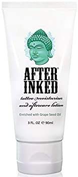 After Inked Tattoo Moisturizer and Aftercare Lotion 3 Fluid Ounce