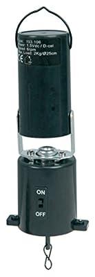 Battery Powered Mirrorball Motor