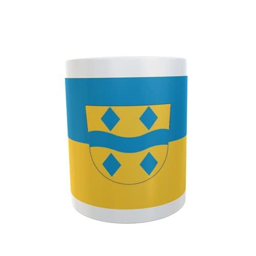 U24 Tasse Kaffeebecher Mug Cup Flagge Enzkreis