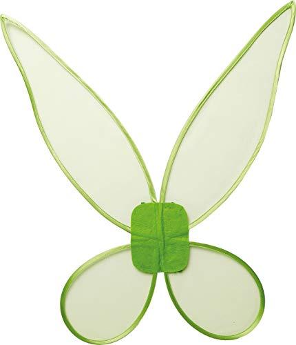 Rubie's Feenflügel Grün Fee Flügel Zauberwelt Kinder Mädchenkostüm Feenkostüm