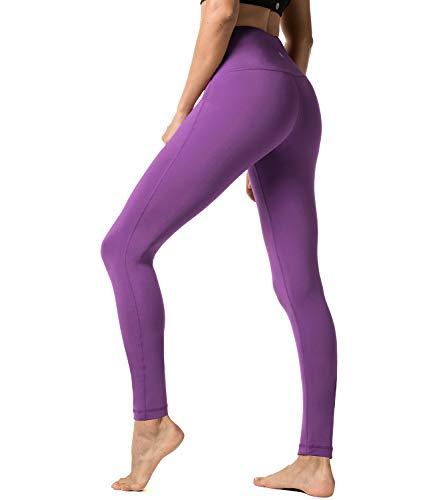 LAPASA Pantalón Deportivo de Mujer, Malla para Running, Yoga y Ejercicio. (M/38...