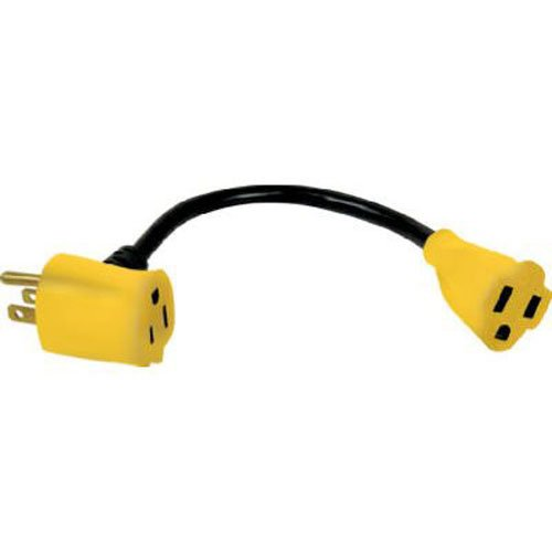 Master Electrician Power Strip Liberator 6 Inch Extension Pigtail Plus Adaptor Extension Cords Amazon Com