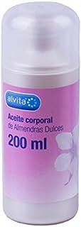 ALVITA ACEITE ALMENDRAS 200