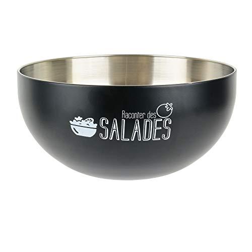 TOTALLY ADDICT KA2931 Saladier, Noir