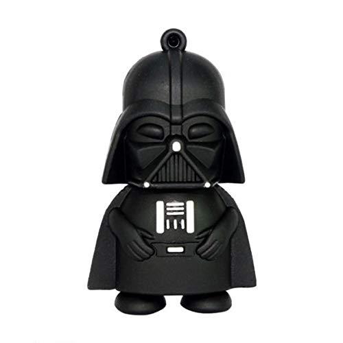 MOJO Star Wars USB-Stick – Darth Vader, BB-8, Boba Fett, Anakin Skywalker, BeeBee Eight, Mandalorian Bounty Hunter Darth Vader 64GB