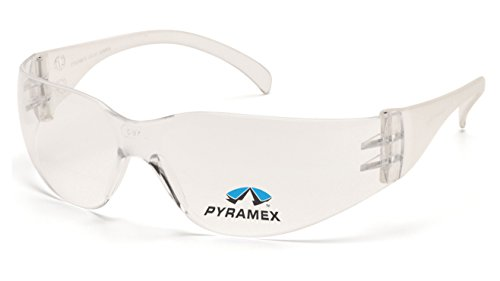 Pyramex Safety Intruder Safety Glasses with Readers Lenses + 1.5 Lens