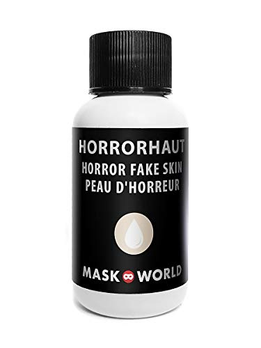 Horrorhaut - Halloween Make Up Spezialeffekt Latexmilch Fake Skin Schminke 29,5g