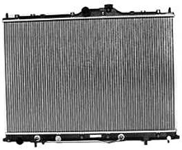 TYC 2675 Mitsubishi Endeavor 1-Row Plastic Aluminum Replacement Radiator