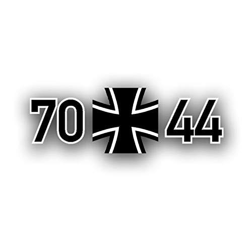 BW Helikopter Beschriftung 70-44 Hubschrauber Transall RC Model 30x10cm#A4519