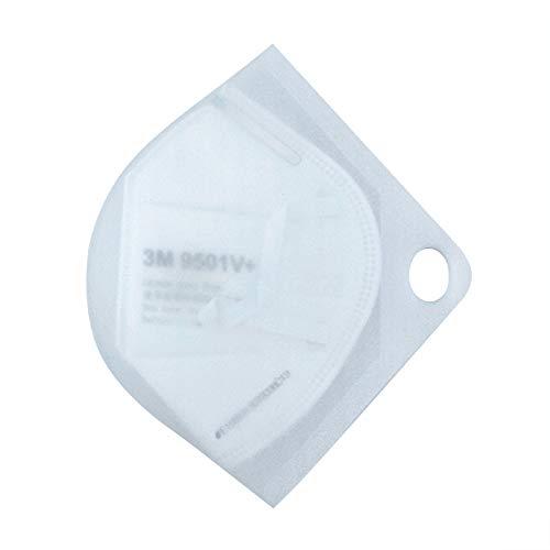 Caja Porta Mascarillas, para Mantenerla Limpia e Higiénica, cierra hermética, hecha en silicona. (Blanco)