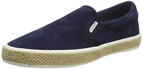 GANT Footwear Herren PRIMELAKE Slipper, Blau (Marine G69), 42 EU