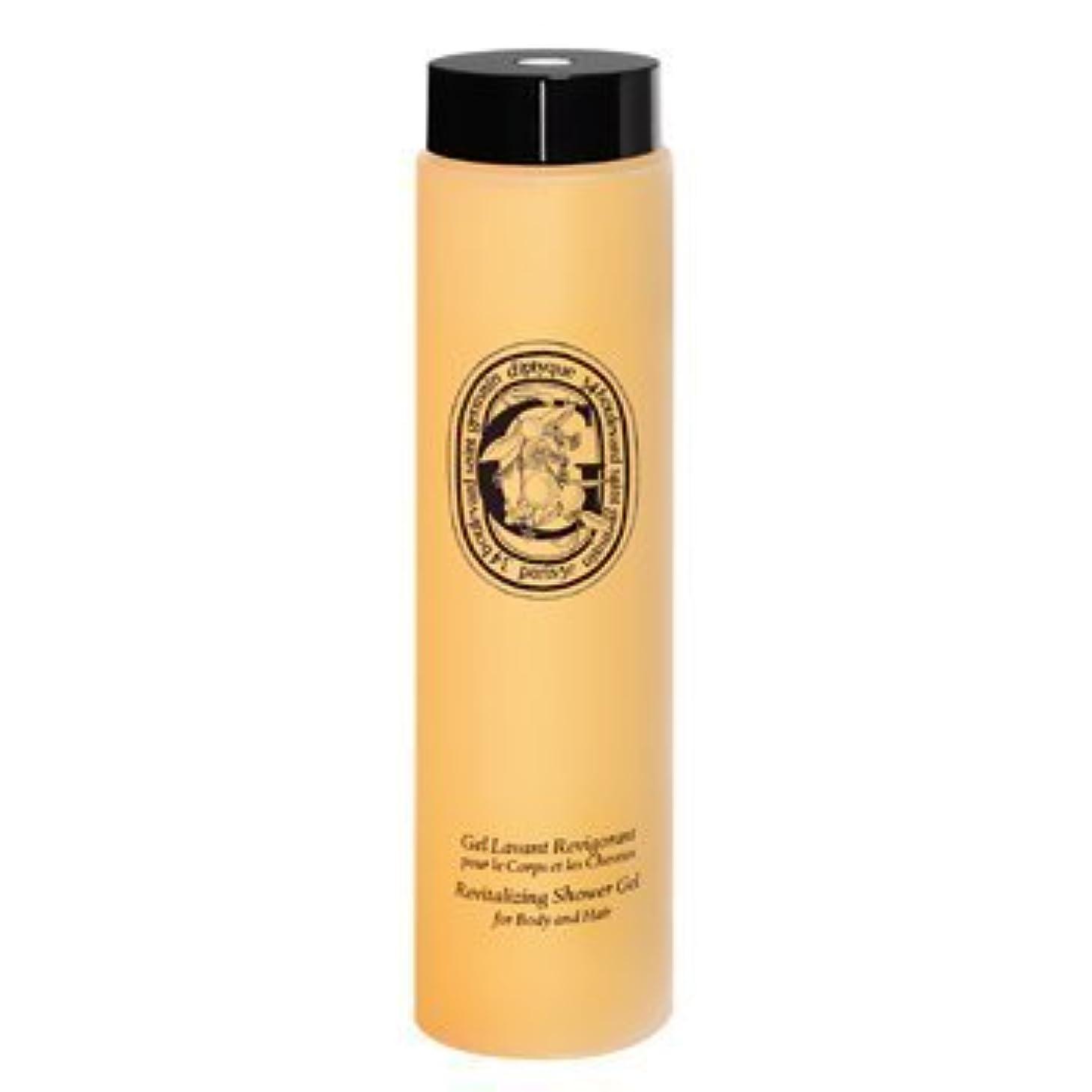 繁栄買い物に行く車Diptyque The Art of Body Care Revitalizing Shower Gel Hair & Body-6.8 oz by Diptyque [並行輸入品]