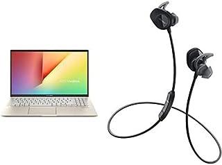 【BOSE ワイヤレスイヤホンセット】ASUS ノートパソコン VivoBook S15 モスグリーン (Core i5-10210U/8GB・HDD 1TB・SSD 512GB/15.6インチ)【日本正規代理店品】S531FA-BQ257T/A