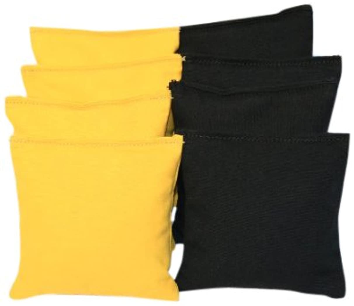 Free Donkey Sports Cornhole Bags (Pack of 8) (Pick Two Colors)
