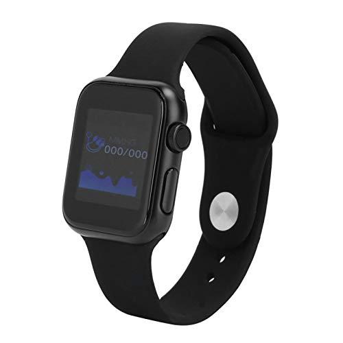 Shipenophy Pulsera de frecuencia cardíaca con modo multideportivo, reloj deportivo, recordatorio inteligente, pulsera deportiva para fitness