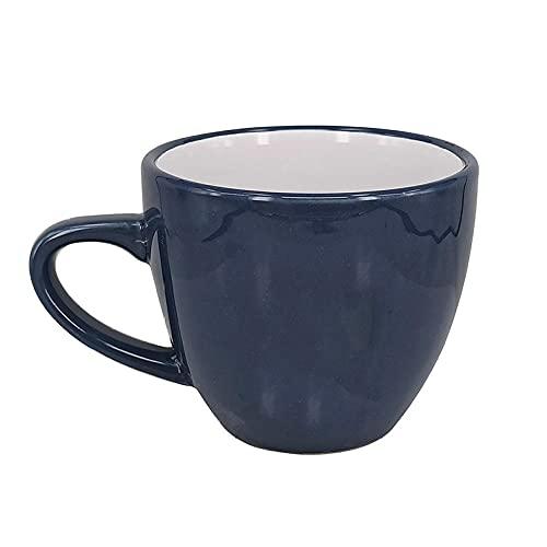 Taza de café de cerámica resistente y duradera a la moda y taza de cerámica animal simple en la taza taza de agua 3D de color hecha a mano con forma especial tridimensional personalizada marca-401-