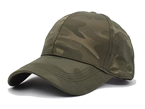 CHENGGI Gorras De Hombre Unisex Snapback Caps Hombres Gorra de béisbol Mujeres Camo Casquette Sombreros de Hueso para Hombres Gorras Camuflaje Ejército Sombrero de béisbol Gorras