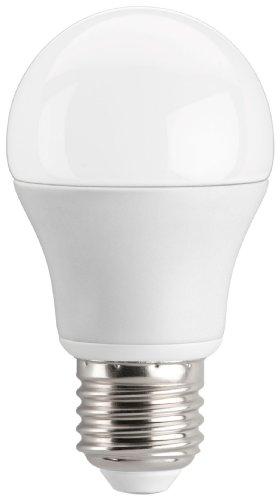 Dimbare LED-lamp 10 W fitting E27, vervangt 60 W, 806 lumen warm wit 5 Stück