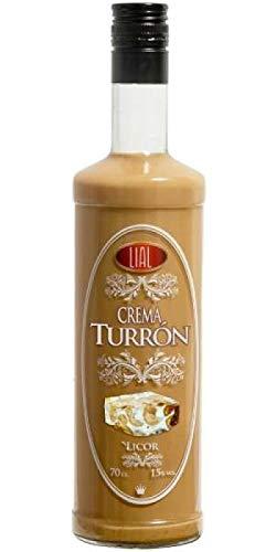 Licor de Crema de Turrón - 70 cl - 15% alc