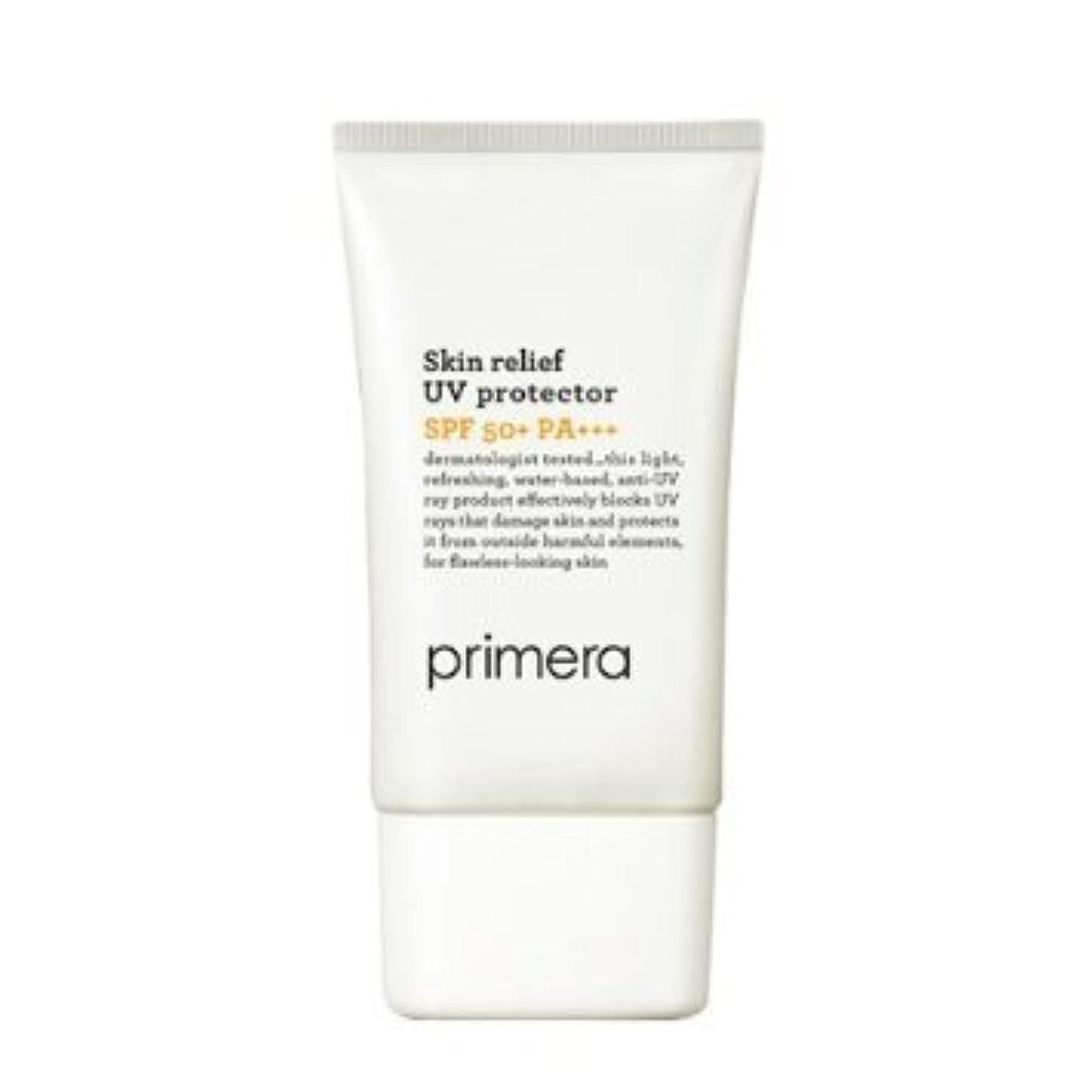 苦しめるたくさんのマイナスKorean Cosmetics, Amorepacific Primera Skin Relief UV Protector SPF50+ PA+++ 50ml[行輸入品]