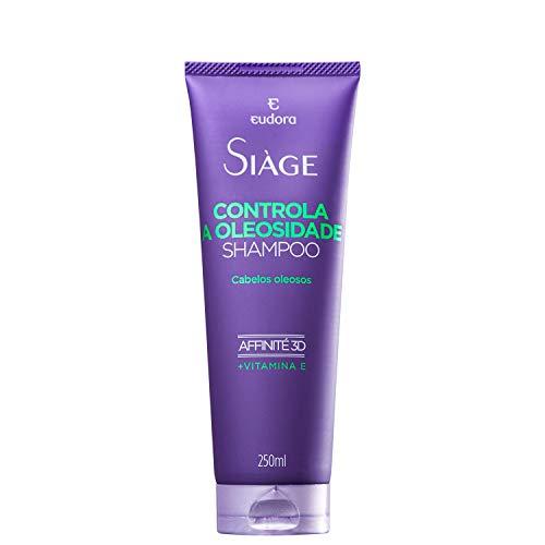 Shampoo Controla a Oleosidade Siàge - 250 ml | Eudora