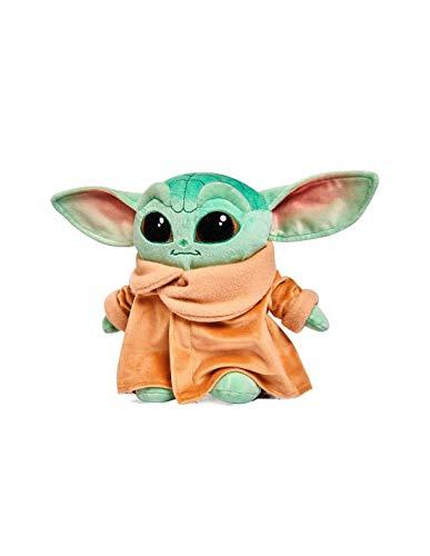 Star Wars Baby Yoda Peluche 25 centimetros